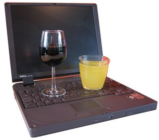 Glass-laptop-orange-juice-w