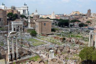 The-Roman-Forum