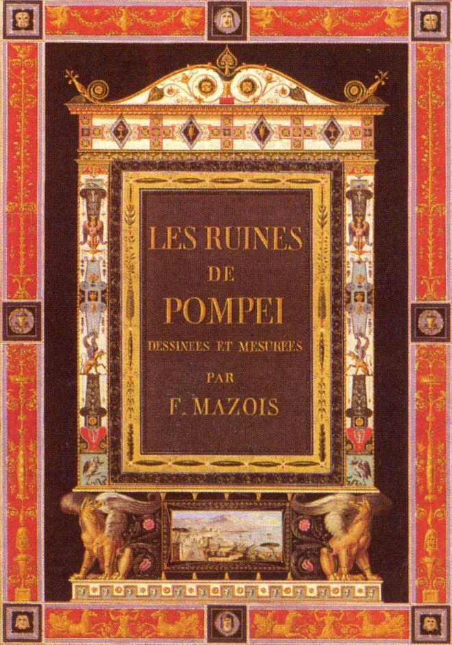 Pompeii_-_Mazois_-_Title_Page