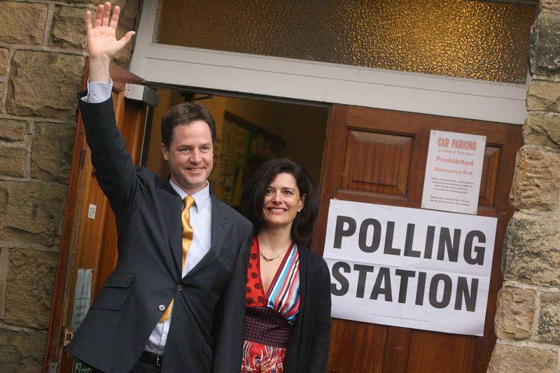 Cleggs voting