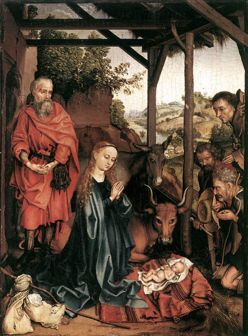 Schongauer_nativity