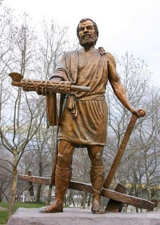 428px-Cincinnatus_statue