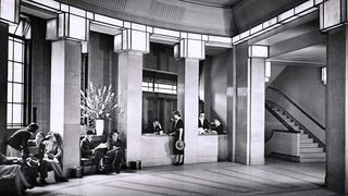 Broadcastinghousereception1931