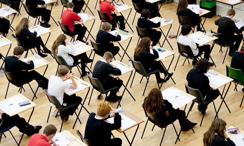 Exam-desks