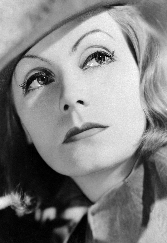 Greta Garbo, geboren als Greta
