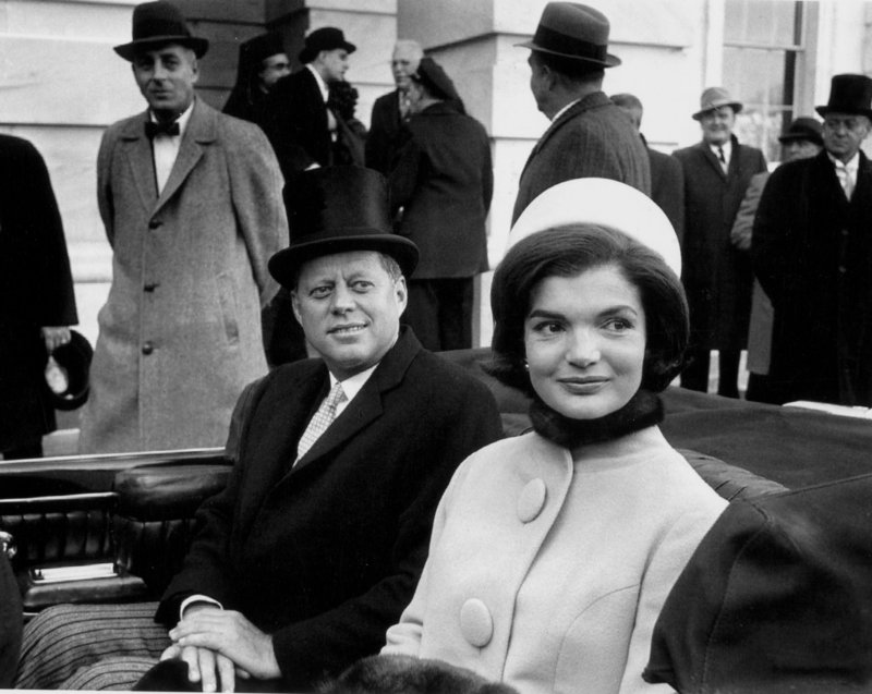 Jackie Kennedy Pill Box Hats