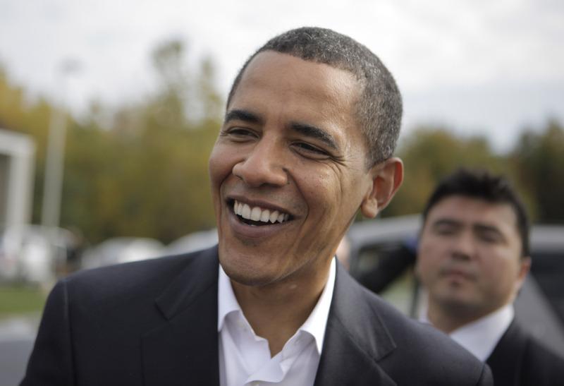 """أنشروهــا ::فيديو """" """" للمسلمين.. barack_obama_smiling.jpg"""