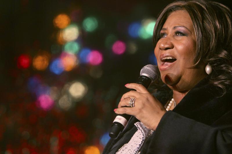 Aretha Franklin Battles Cancer